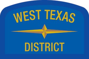 West Texas Geographic Patch