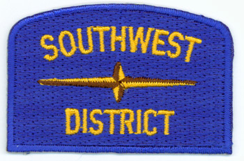 Southwest Geographic Patch