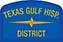 Texas Gulf Hispanic Geographic Patch