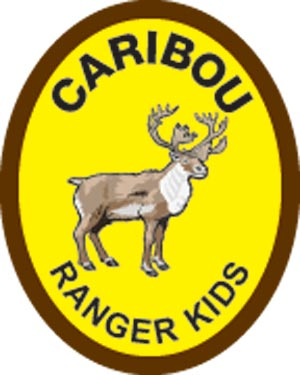 Caribou Award Patch