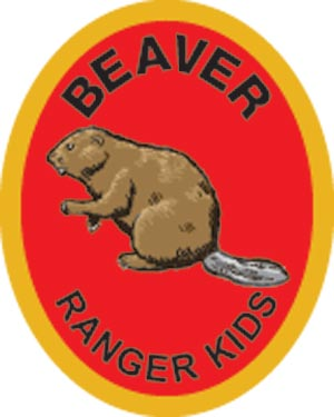 Beaver Award Patch