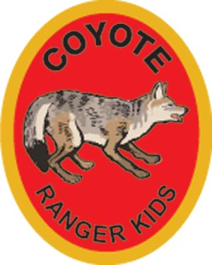 Coyote Award Patch
