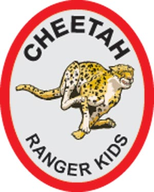 Cheetah Award Patch