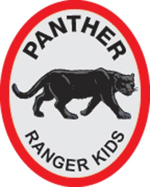 Panther Award Patch