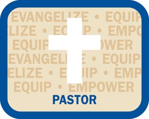 Local Office Insignia - Pastor Patch