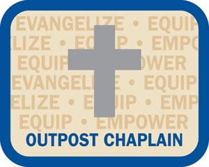 Local Office Insignia - Outpost Chaplain Patch