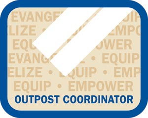 Local Office Insignia - Outpost Coordinator Patch