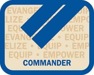 Local Office Insignia - Commander Patch
