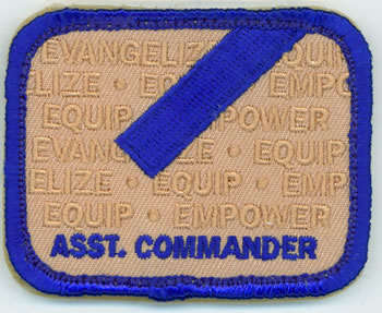 Local Office Insignia - Assistant Commander Patch
