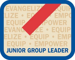 Local Office Insignia - Junior Group Leader Patch