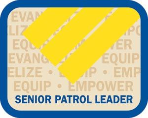Local Office Insignia - Senior Patrol Leader Patch