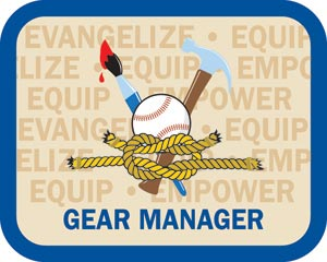 Local Office Insignia - Gear Manager Patch