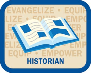 Local Office Insignia - Historian Patch