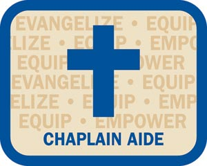 Local Office Insignia - Chaplains Aide Patch