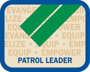Local Office Insignia - Patrol Leader Patch