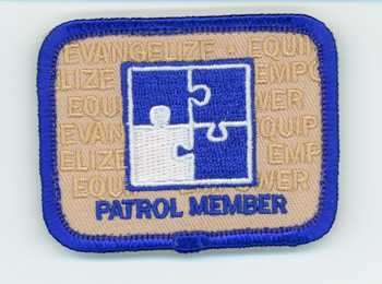 Local Office Insignia - Patrol Member
