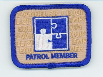 Local Office Insignia - Patrol Member