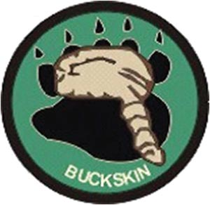 FCF Buckskin Patch