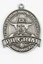 Pilgrim Arrowhead Medallion