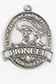 Pioneer Arrowhead Medallion