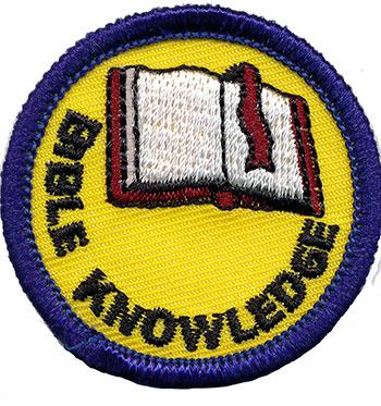 Bible Knowledge Merit