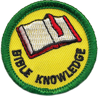 Bible Knowledge Merit