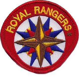 Royal Rangers 4 Inch Emblem