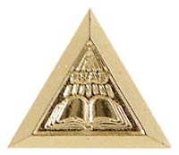 Bible Reading Award Pin