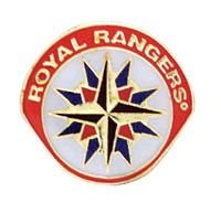Royal Rangers Hat Pin