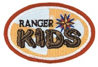Ranger Kids Emblem Patch