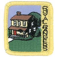 Ranger Kids Leaders Choice Home Achievement Patch