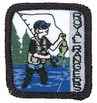 Ranger Kids Day Camp Achievement Patch
