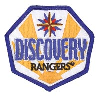 Discovery Rangers Emblem Patch
