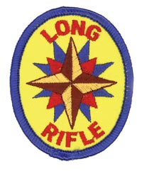 Adventure Rangers Long Rifle Patch