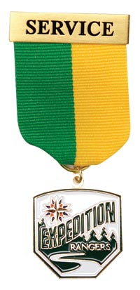 Expedition Rangers Service Medal