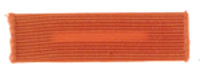 Orange Merit Ribbon Bar