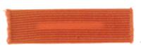 Orange Merit Ribbon Bar