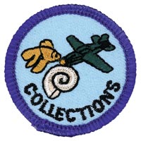 Collections Merit (Blue)
