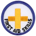 First Aid Skills Merit FCF (Blue)