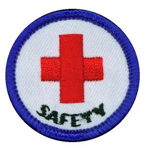 Safety Merit (Blue)