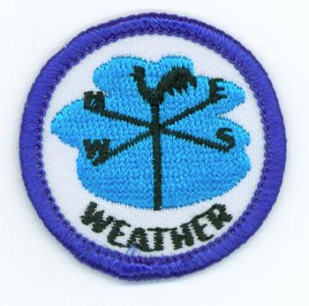 Weather Merit (Blue)