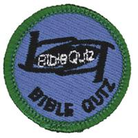 Bible Quiz Merit (Green)