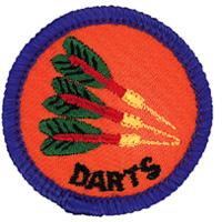 Darts Merit (Blue)