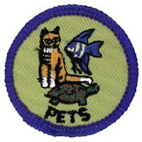 Pets Merit (Blue)
