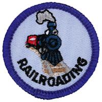 Railroading Merit (Blue)