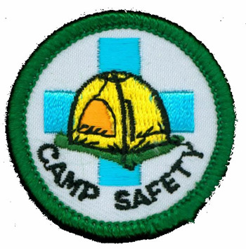Camp Safety Merit FCF (Green)