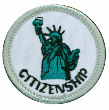 Citizenship Merit (Silver)