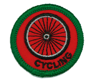 Cycling Merit (Green)