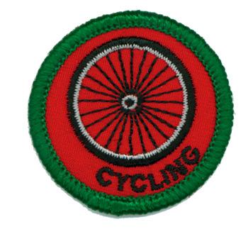 Cycling Merit (Green)