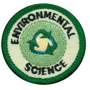 Environmental Science Merit (Green)